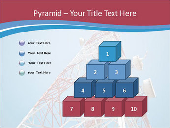 Antenna PowerPoint Template - Slide 31