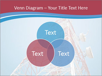 Antenna PowerPoint Template - Slide 33