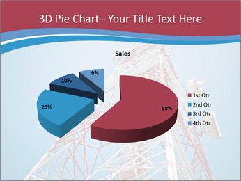 Antenna PowerPoint Templates - Slide 35
