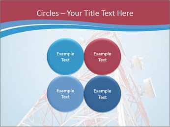 Antenna PowerPoint Template - Slide 38