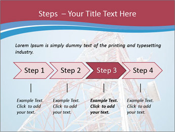 Antenna PowerPoint Templates - Slide 4