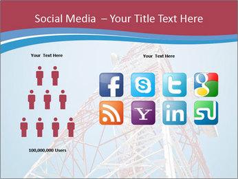 Antenna PowerPoint Templates - Slide 5
