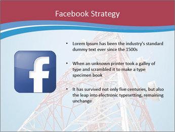 Antenna PowerPoint Templates - Slide 6