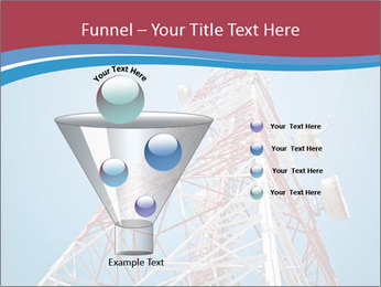Antenna PowerPoint Template - Slide 63