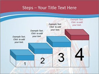 Antenna PowerPoint Template - Slide 64