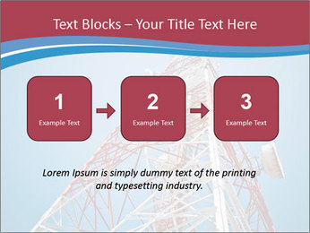 Antenna PowerPoint Template - Slide 71
