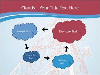 Antenna PowerPoint Templates - Slide 72