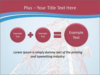 Antenna PowerPoint Templates - Slide 75