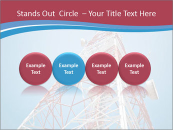 Antenna PowerPoint Template - Slide 76