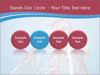 Antenna PowerPoint Templates - Slide 76