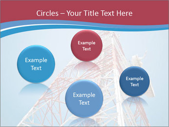 Antenna PowerPoint Template - Slide 77