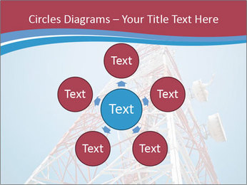 Antenna PowerPoint Template - Slide 78
