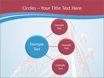 Antenna PowerPoint Template - Slide 79