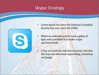 Antenna PowerPoint Templates - Slide 8