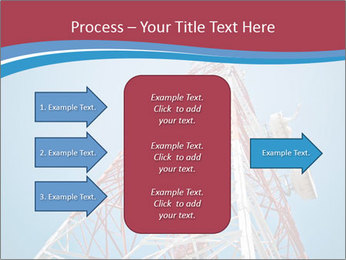 Antenna PowerPoint Template - Slide 85