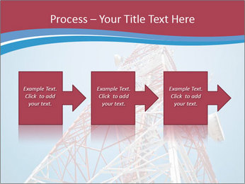 Antenna PowerPoint Template - Slide 88