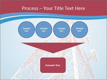 Antenna PowerPoint Template - Slide 93