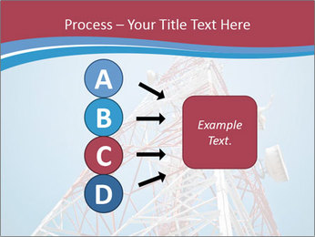 Antenna PowerPoint Template - Slide 94
