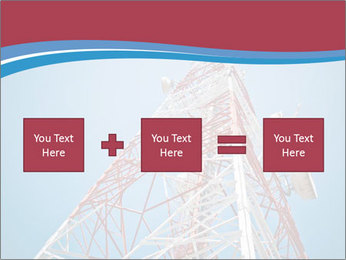 Antenna PowerPoint Template - Slide 95