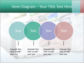 Laptop and business person PowerPoint Templates - Slide 32