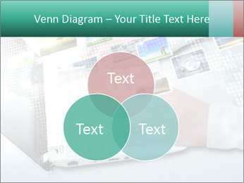 Laptop and business person PowerPoint Templates - Slide 33