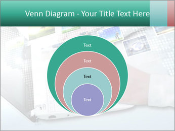 Laptop and business person PowerPoint Templates - Slide 34
