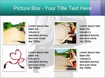Mailbox PowerPoint Template - Slide 14
