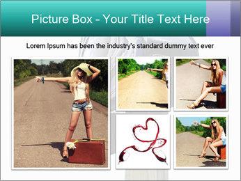 Mailbox PowerPoint Template - Slide 19