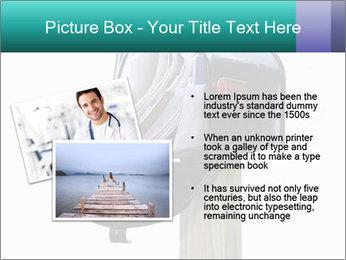 Mailbox PowerPoint Template - Slide 20