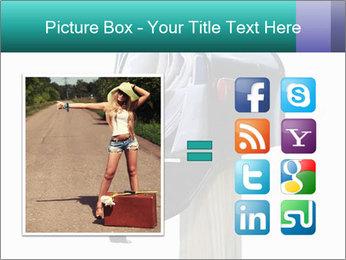 Mailbox PowerPoint Template - Slide 21
