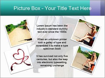 Mailbox PowerPoint Template - Slide 24