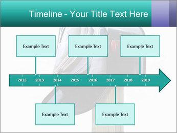 Mailbox PowerPoint Template - Slide 28