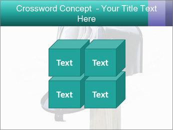 Mailbox PowerPoint Template - Slide 39