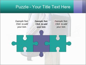 Mailbox PowerPoint Template - Slide 42