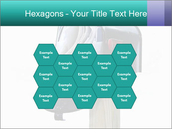 Mailbox PowerPoint Template - Slide 44