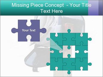 Mailbox PowerPoint Template - Slide 45