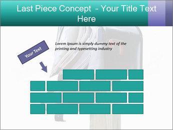 Mailbox PowerPoint Template - Slide 46
