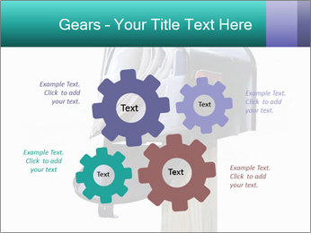 Mailbox PowerPoint Template - Slide 47
