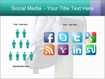 Mailbox PowerPoint Template - Slide 5