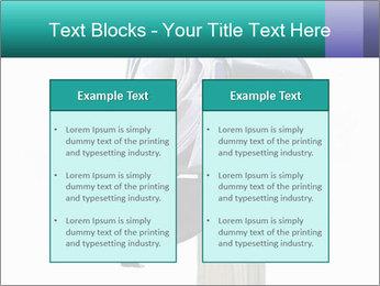 Mailbox PowerPoint Template - Slide 57