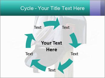 Mailbox PowerPoint Template - Slide 62