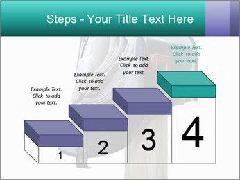 Mailbox PowerPoint Template - Slide 64