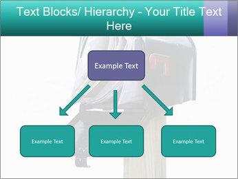 Mailbox PowerPoint Template - Slide 69