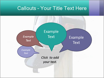Mailbox PowerPoint Template - Slide 73