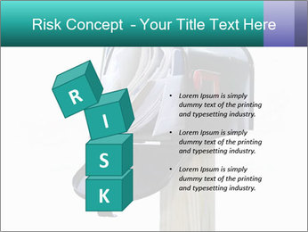 Mailbox PowerPoint Template - Slide 81