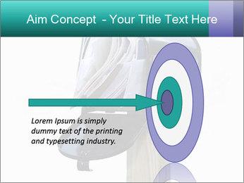 Mailbox PowerPoint Template - Slide 83