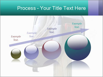 Mailbox PowerPoint Template - Slide 87