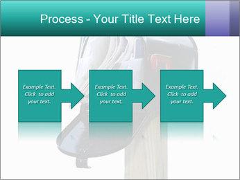 Mailbox PowerPoint Template - Slide 88