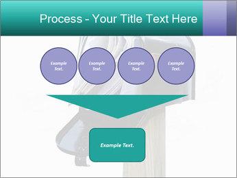 Mailbox PowerPoint Template - Slide 93