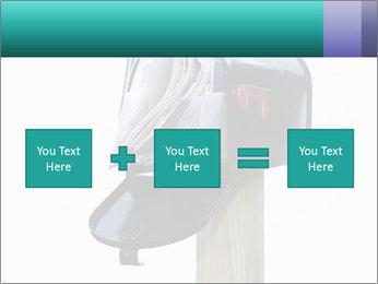 Mailbox PowerPoint Template - Slide 95